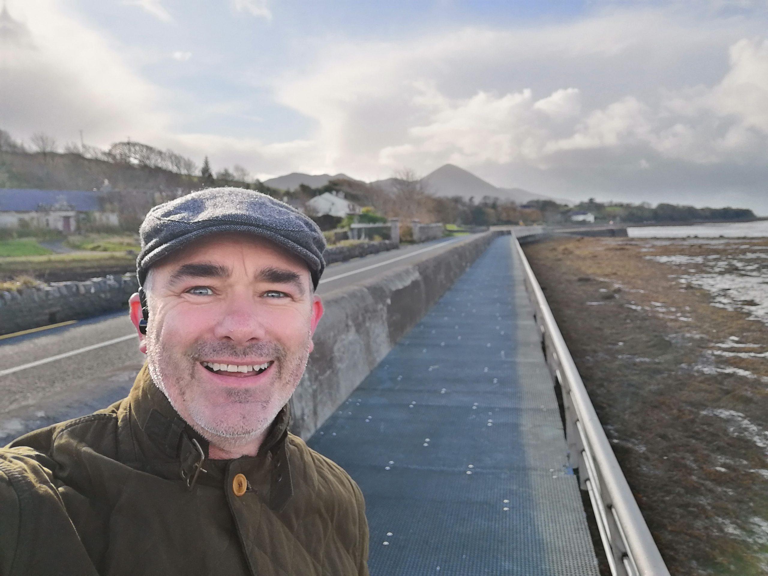 Darren Cawley in his home town of Westport in Co. Mayo